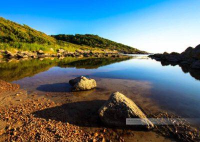 -Dänemark-Natur-Meer-Halbinsel-Ostsee