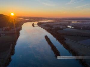 Deutschland-Regensburg-Walhalla-Drohne-1