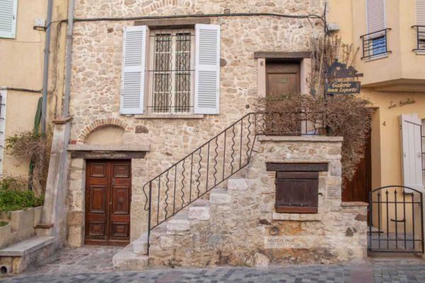 Frankreich- Antibes - Altstadt - Gassen - Côte d' Azur - Mittelmeer - Südfrankreich