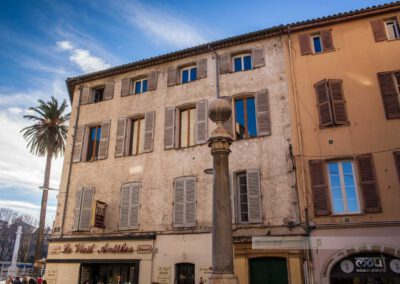 Frankreich- Antibes - Altstadt - Momentaufnahme - Côte d' Azur - Mittelmeer - Südfrankreich