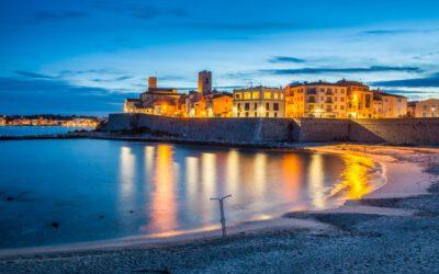 Antibes – Hafenstadt an der Côte d'Azur