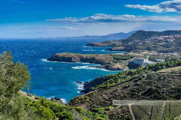 Frankreich-Collioure-Südfrankreich-Côte Vermeille-Mittelmeer-14