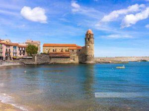 Frankreich-Collioure-Südfrankreich-Côte Vermeille-Mittelmeer-2
