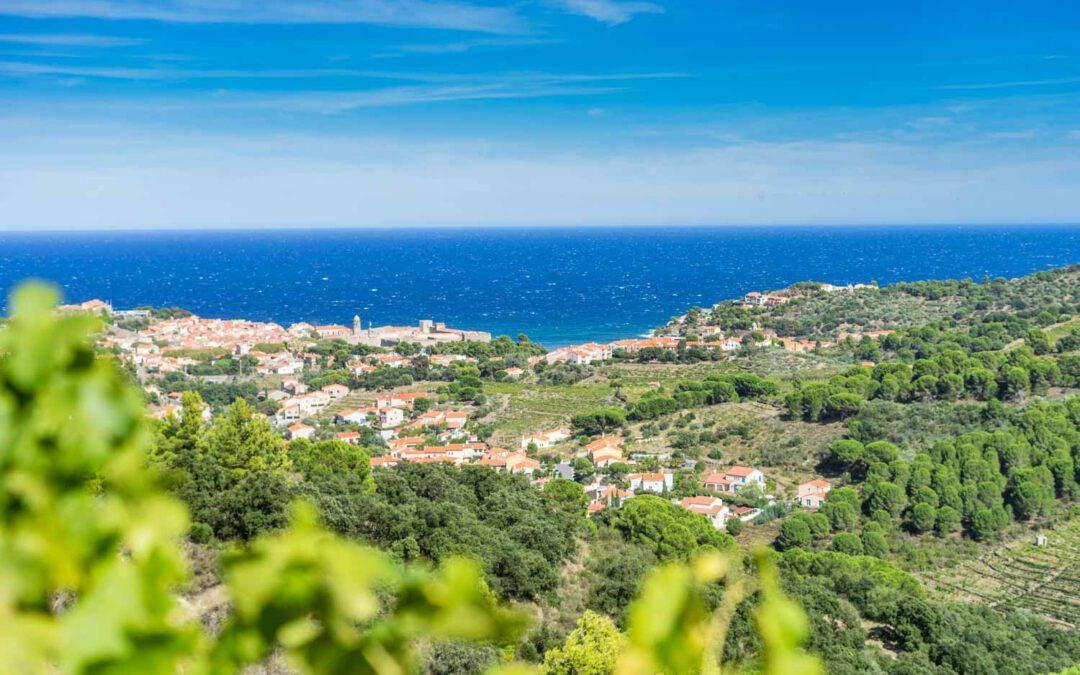 Collioure – pittoresker Hafenort an der Côte Vermeile