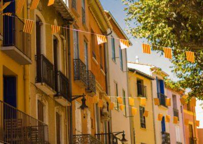 Frankreich-Südfrankreich-Collioure-Sommer-Katalonien