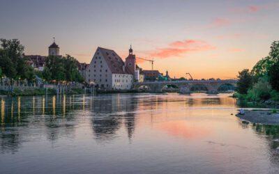 Regensburg – Nördlichste Stadt Italiens