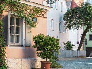 Regensburg-StadtamHof-Stilleben-Idyllisch